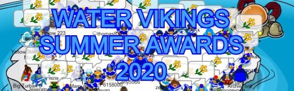 WV SUMMER AWARDS